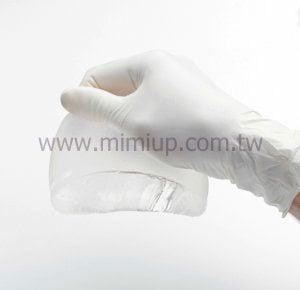 果凍矽膠為凝膠狀矽膠,不會因重力而下滑,安全性高
