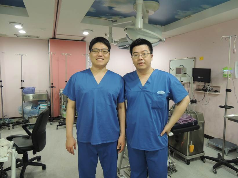 林敬鈞醫師參加Grand診所韓式削骨手術研習