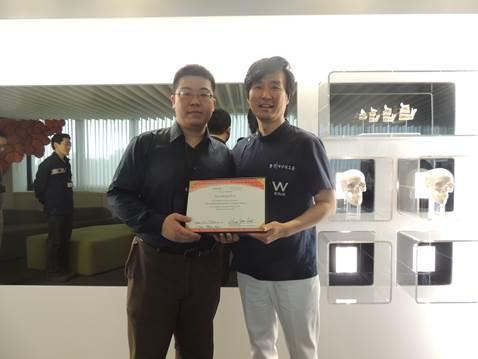 林敬鈞醫師參加原辰整形外科診所自體脂肪隆乳臨床研習
