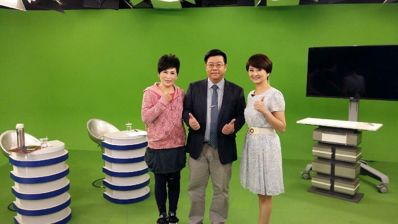 林敬鈞醫師接受中視健康加油站專訪